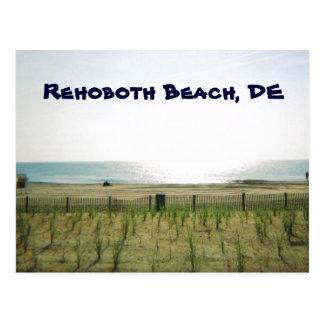 Rehoboth Strand-Postkarte Postkarten