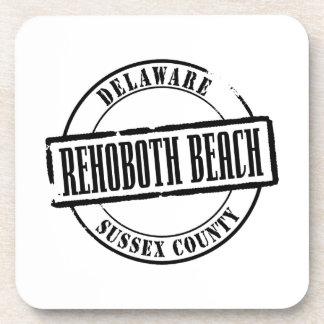 Rehoboth Strand-Titel Untersetzer