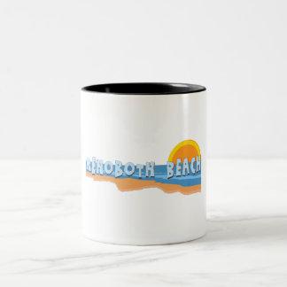 Rehoboth Strand Zweifarbige Tasse