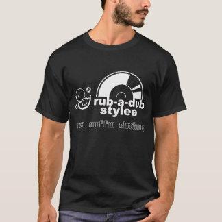 Reiben Sie einen Tollpatsch Stylee T-Shirt