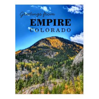 Reich-Colorado-Grußpostkarte Postkarte