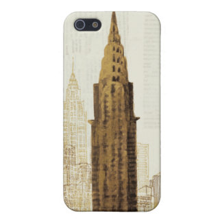 Reich-Staats-Gebäude NYC iPhone 5 Cover