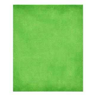 REICHE GRÜNES GRASgrunge-PAPIER-LEINWAND-VORLAGEN 11,4 X 14,2 Cm Flyer