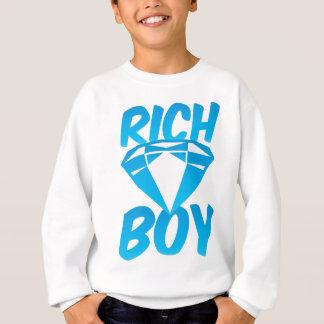 Reicher Junge Sweatshirt