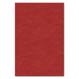 Reiches Rot gemasert Seidenpapier