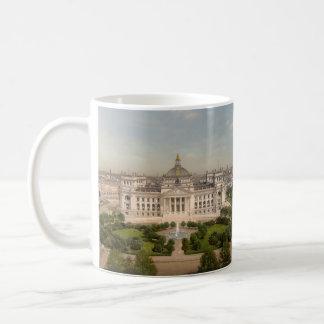 Reichstag Gebäude, Berlin Deutschland Kaffeetasse