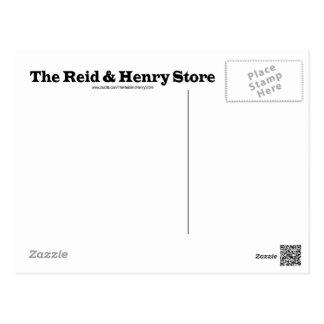 Reid u. die Henry-Speicher-Postkarte Postkarten