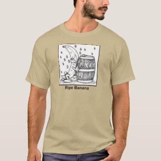 Reife Banane T-Shirt