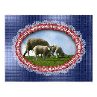 Reihe: Grüße von Holland - Frühling Postkarte