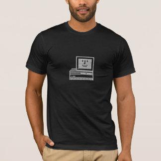 Reihen-Shirt Macintosh II - MacBit T-Shirt