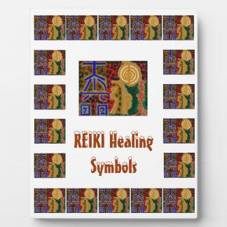 REIKI 8x10 mit Gestell Fotoplatte
