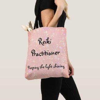 Reiki Praktikerentwurf Tasche