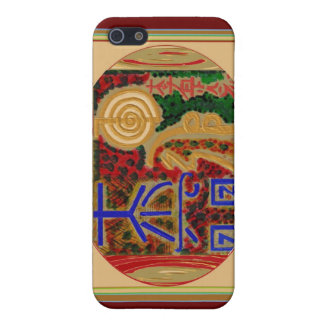 ReikiHealingArt Symbole im April 2011 iPhone 5 Case
