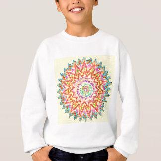REINE beruhigende Energie STERN Embleme Sweatshirt