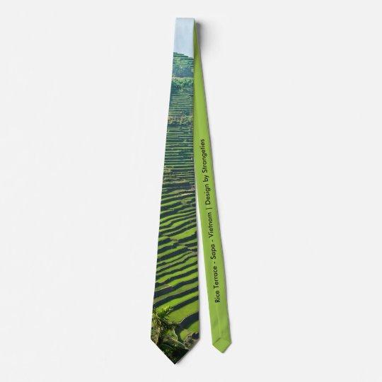 Reis-Terrasse Krawatten