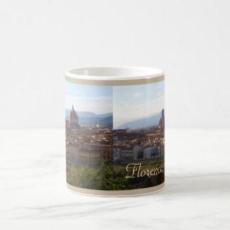 Reise-Andenken Florenz Italien Tasse