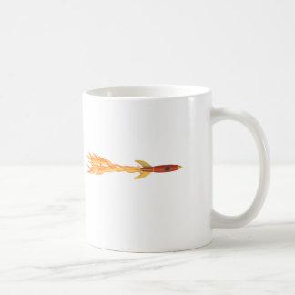 Reise Flammensrocket Kaffeetasse