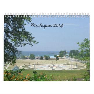 Reise-Foto-Kalender Michigans 2014 Kalender
