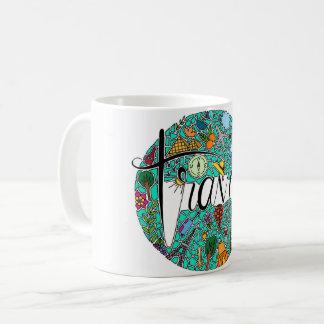 Reise Kaffeetasse