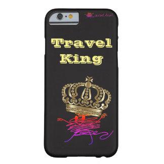 Reise-König - entwirren Sie Reise Barely There iPhone 6 Hülle