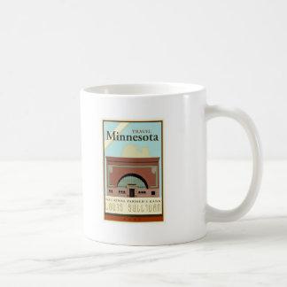 Reise Minnesota Kaffeetasse