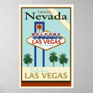 Reise Nevada Poster