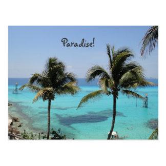 Reise Postkarte