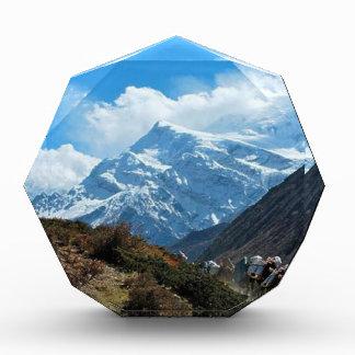 Reise-Sommer Himalaja-Mount Everest-Indiens Nepal Auszeichnung
