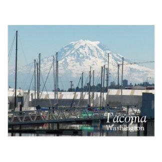 Reise Tacomas, Washington Postkarte