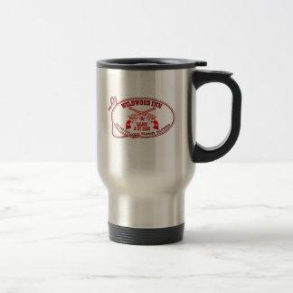 Reise-Tasse, behalten Getränke heißes oder kaltes Edelstahl Thermotasse