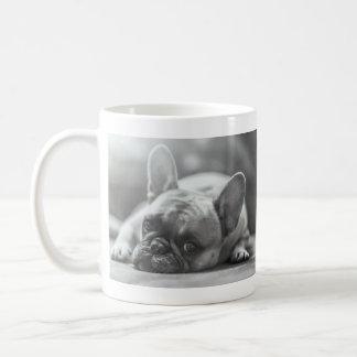 Reise-Tasse der französischen Bulldogge Kaffeetasse