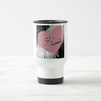 Reise-Tasse für Hochzeiten
