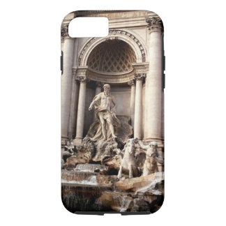 Reise Trevi-Brunnen-Roms Italien iPhone 8/7 Hülle