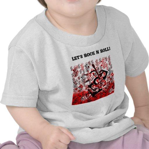 Reise von Music-Red_ Tshirt