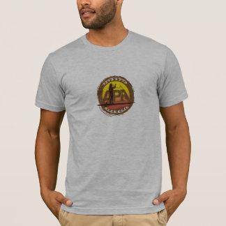 Reiseführer-T-Stück T-Shirt