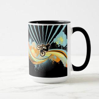 Reiten Sie mehr Tasse