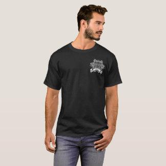 Reiver Tartan-Schild-T-Stück T-Shirt