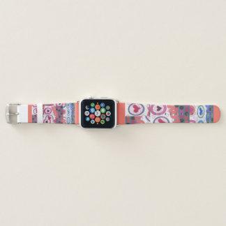 Reizende Sommerzeit-für immer Liebe-Herzen Apple Watch Armband