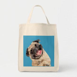 Reizender Mopphund Einkaufstasche