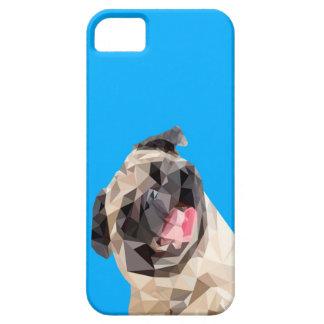 Reizender Mopphund Etui Fürs iPhone 5