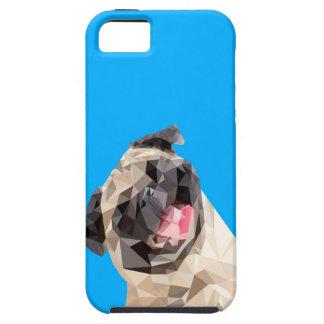 Reizender Mopphund iPhone 5 Hüllen