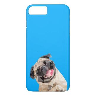 Reizender Mopphund iPhone 7 Plus Hülle