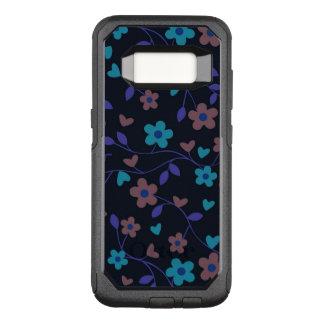 reizendes Blumen415d (i) OtterBox Commuter Samsung Galaxy S8 Hülle