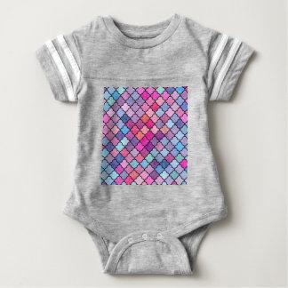 Reizendes Muster XI Baby Strampler