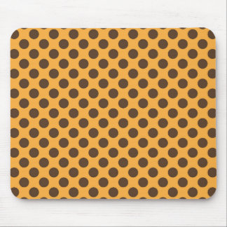 Reizendes Spaß-Muster glänzend Mousepad