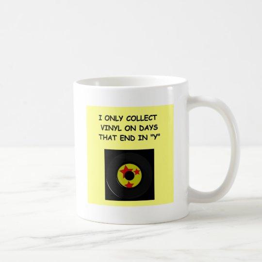 Rekordsammeln Kaffeetasse