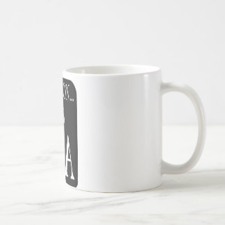 Religion ist rückwärts kaffeetasse