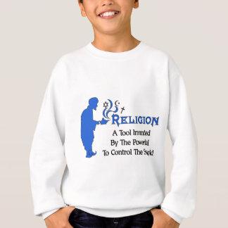 Religions-Werkzeug Sweatshirt