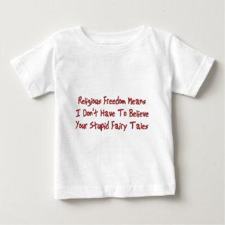 Religiöse Freiheit Baby T-shirt