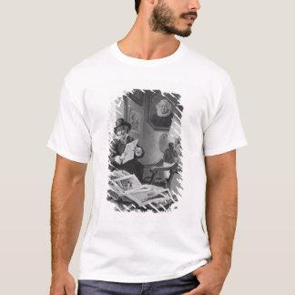 Rembrandt in seinem Studio T-Shirt